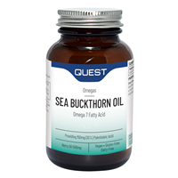 Sea Buckthorn Oil - 50% Extra FREE - 60+30 Capsules