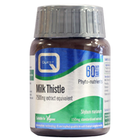 Milk Thistle - Standardised Extract - 60 x 150mg Tablets