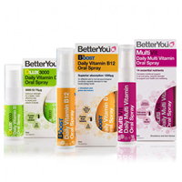 BetterYou Complete Wellness - MultiVit, B12 & DLux 3000