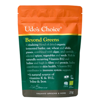 Udos Choice Beyond Greens - 255g