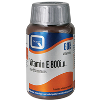 Vitamin E 800 i.u. - Mixed Tocopherols - 60 Capsules