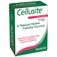 HealthAid Cellusite  - 60 Vegan Tablets
