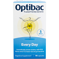OptiBac Probiotics - For Every Day - 180 Vegicaps