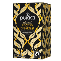 Pukka Teas Organic Elegant English Breakfast - 20 x 4 Pack