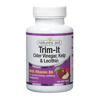 Natures Aid Trim-It (Kelp & Vitamin B6) - 120 Softgels