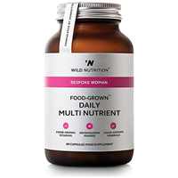 Wild Nutrition Daily Multi Nutrient - Women - 60 Capsules