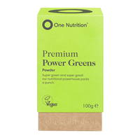 One Nutrition Power Greens Powder - 100g