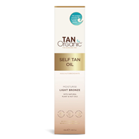 TanOrganic Certified Organic Self Tanning Oil - 100ml