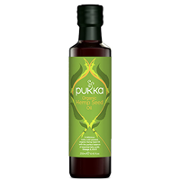 Pukka Organic Hemp Seed Oil - Cold Pressed - 250ml
