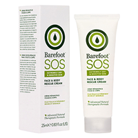 Barefoot SOS - Face and Body Rescue Cream - 25ml