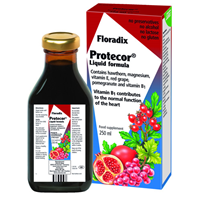 Floradix Protecor Liquid Formula - 250ml