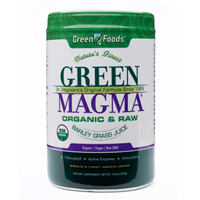 Green Magma Organic Barley Grass Juice - 300g Powder