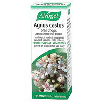A Vogel Agnus Castus Oral Drops for Premenstrual Symptoms - 50ml