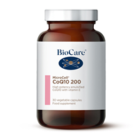 Microcell CoQ10 200 - 30 x 200mg Vegicaps