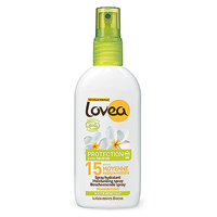 Lovea SPF 15 Moisturising Sunscreen Spray - 125ml