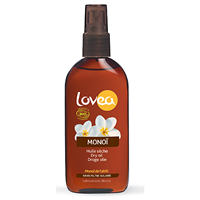 Lovea Intense Tanning Dry Oil Spray - Zero SPF - 125ml