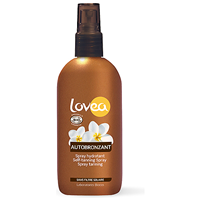 Lovea Self-Tanning Autobronzer Spray - Zero SPF - 125ml