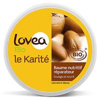 Lovea Nourishing Body Balm - Burkina Shea Butter -150ml