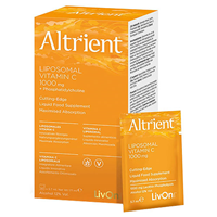 Altrient C - Vitamin C Gel - 30 Sachets