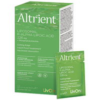 Altrient R-Alpha Lipoic Acid - 30 Sachets - Best before date is 31st July 2018