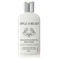 APPLE & BEARS Bergamot & Green Tea Body Wash - 300ml