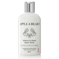 APPLE & BEARS Honey & Hemp Body Wash - 300ml