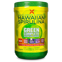 Nutrex Green Complete Superfood with Spirulina - 190g