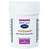 Folguard - Folic Acid - 30 x 400mcg Vegicaps