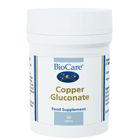 Copper Gluconate - 90 Tablets