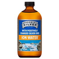 Sovereign Silver Hydrosol Polyseal Cap - 473ml