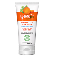 Yes To Carrots - Exfoliating Facial Cleanser - 110ml