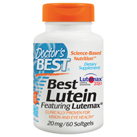 Best Lutein featuring Lutemax - 60 Softgels