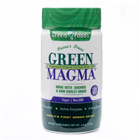 Green Magma Organic Barley Grass Juice - 250 Vegan Tablets