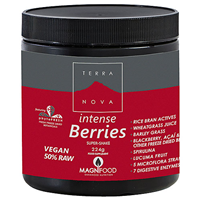 TERRANOVA Magnifood Intense Berries Super-Shake - 224g - Best before date is 30th April 2017