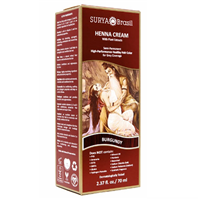 Surya Brasil Henna Cream - Burgundy - 70ml