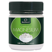 Lifestream Natural Magnesium - 120 Vegicaps