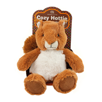Aroma Home Cozy Hottie - Lavender Scent - Red Squirrel