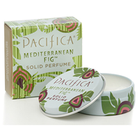 Pacifica Solid Perfume Mediterranean Fig - 10g