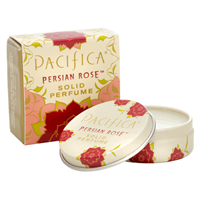 Pacifica Solid Perfume Persian Rose - 10g