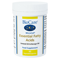 MicroCell Essential Fatty Acids - 60 Vegicaps