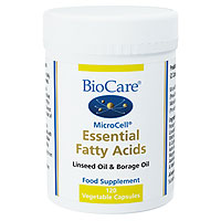 MicroCell Essential Fatty Acids - 120 Vegicaps