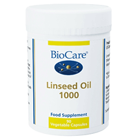 Linseed Oil 1000 - 90 x 1050mg Vegicaps