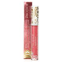 Pacifica Enlighten Mineral Lip Gloss Pink Coral - 2.8g
