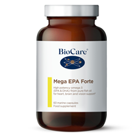 Mega EPA - Omega 3 from Pure Fish Oil - 60 Marine Caps