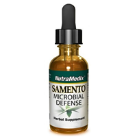 NutraMedix Samento Microbial Defense Cat`s Claw- 30ml