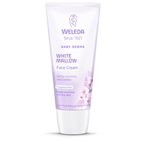 Weleda White Mallow Baby Derma Face Cream - 50ml