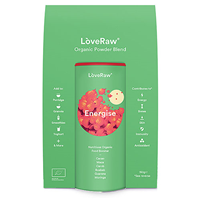 LoveRaw Energise Organic Food Booster Blend - 150g