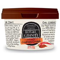 Royal Green Coconut Cooking Cream Spice - 250ml