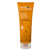 Urban Veda Soothing Exfoliating Facial Polish - 125ml