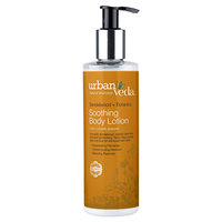 Urban Veda Sandalwood Soothing Body Lotion - 250ml